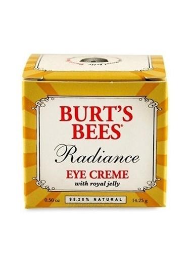 Burt's Bees Radiance Eye Cream - Göz Çevresi Bakım Kremi 14.25 gr Renksiz